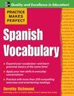 Practice Makes Perfect: Spanish Vocabulary