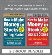 How to Make Money in Stocks Getting Started and Success Stories EBOOK BUNDLE