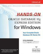 Hands-On Oracle Database 10g Express Edition for Windows