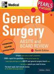 General Surgery ABSITE and Board Review: Pearls of Wisdom