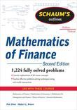 Schaum's Outline of  Mathematics of Finance