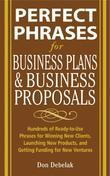 Perfect Phrases for Business Proposals and Business Plans (eBook)