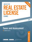 Master the Real Estate License Exam: Taxes & Assessments: Chapter 12 of 14
