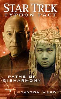 Star Trek: Typhon Pact #4: Paths of Disharmony