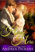 The Hired Hero (Intrepid Heroines Series, Book 2)