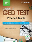 Master the GED Test: Practice Test 2: Practice Test 2 of 3