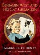 Benjamin West and His Cat Grimalkin