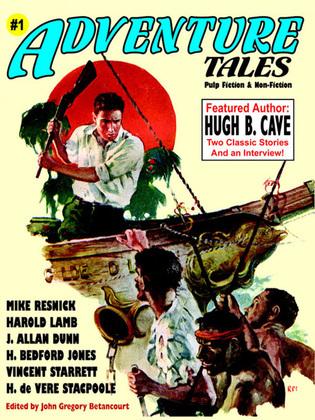 Adventure Tales #1: Classic Pulp Fiction