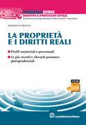 La proprietà e i diritti reali