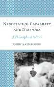 Negotiating Capability and Diaspora: A Philosophical Politics