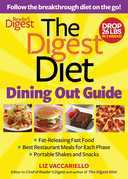 Digest Diet Dining Out Guide: Follow the Breakthrough Diet on the Go!