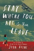 Stay Where You Are And Then Leave