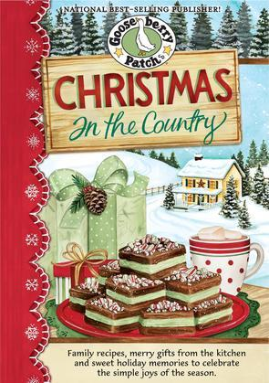Christmas in the Country Cookbook