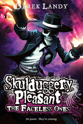 Skulduggery Pleasant: The Faceless Ones