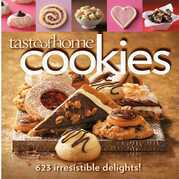 Taste of Home: Cookies: 623 Irresistible Delights