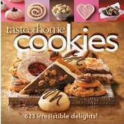 Taste of Home: Cookies: 623 Irresistible Delights