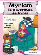 Myriam, la dévoreuse de livres