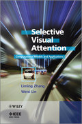 Selective Visual Attention: Computational Models and Applications