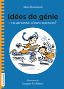 Championne d'Expo-sciences?