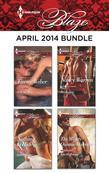 Harlequin Blaze April 2014 Bundle: A SEAL's Kiss\Nothing to Hide\Breakaway\The Mighty Quinns: Malcolm
