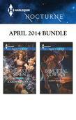 Harlequin Nocturne April 2014 Bundle: The Wolf Siren\Immortal Cowboy