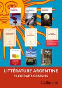 Extraits gratuits - Littérature argentine Gallimard