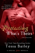 Protecting What's Theirs (A Line of Duty Novella)