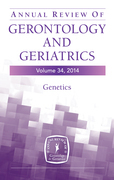 Annual Review of Gerontology and Geriatrics, Volume 34, 2014: Genetics