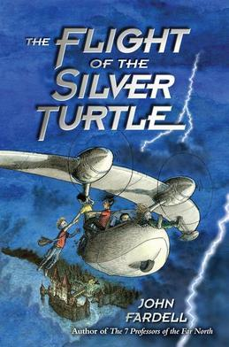 Flight of the Silver Turtle