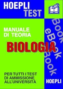 BIOLOGIA - Manuale di teoria