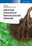 Advanced Hierarchical Nanostructured Materials