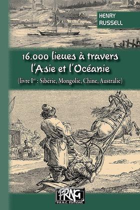 16.000 lieues à travers l'Asie & l'Océanie