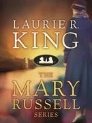 The Mary Russell Series 8-Book Bundle: O Jerusalem, Justice Hall, The Game, Locked Rooms, The Language of Bees, The God of the Hive, PIrate King, Garm