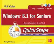 Windows 8.1 for Seniors QuickSteps