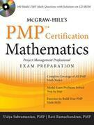 McGraw-Hill's Pmp Certification Mathematics [With CDROM]