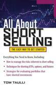 All About Short Selling