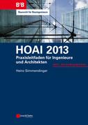 Hoai 2013: Praxisleitfaden Fur Ingenieure Und Architekten