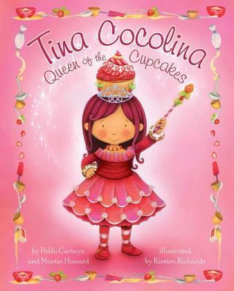 Tina Cocolina: Queen of Cupcakes