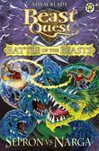 Beast Quest: Battle of the Beasts 3: Sepron vs Narga