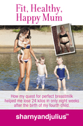 Fit, Healthy, Happy Mum: How My Quest for Perfect Breastmilk Helped Me Lose 24 Kilos in Only 8 Weeks After the Birth of My 4th Baby