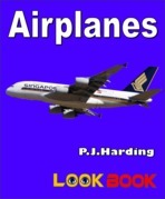 Airplanes: A LOOK BOOK Easy Reader