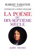 La poésie du dix-septième siècle