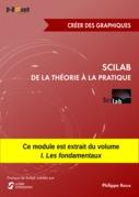 Scilab : De la théorie à la pratique - Créer des graphiques