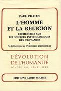 L'Homme et la Religion