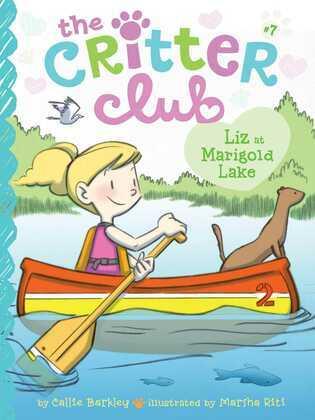 Liz at Marigold Lake