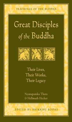 Great Disciples of the Buddha