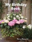 My Birthday Book.