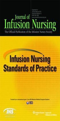 Infusion Nursing Standards of Practice (2011)