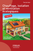 Chauffage, isolation et ventilation cologiques