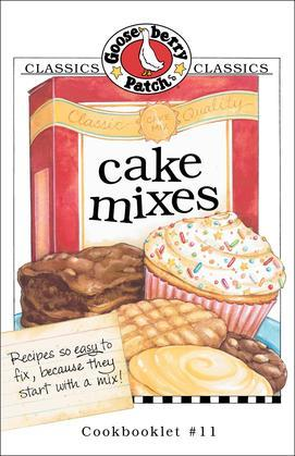 Cake Mixes Cookbook
